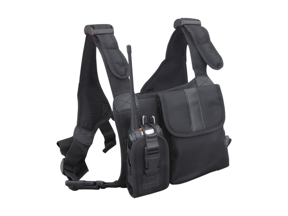 Walkies4Events - Chest pack