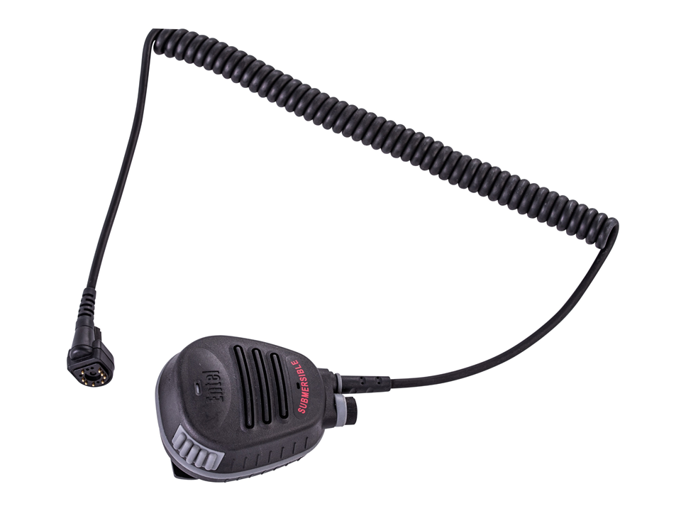 Walkies4Events - Entel ATEX microphone haut-parleur pour HT953