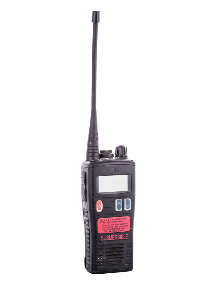 Walkies4Events - Entel HT953 ATEX-walkietalkie