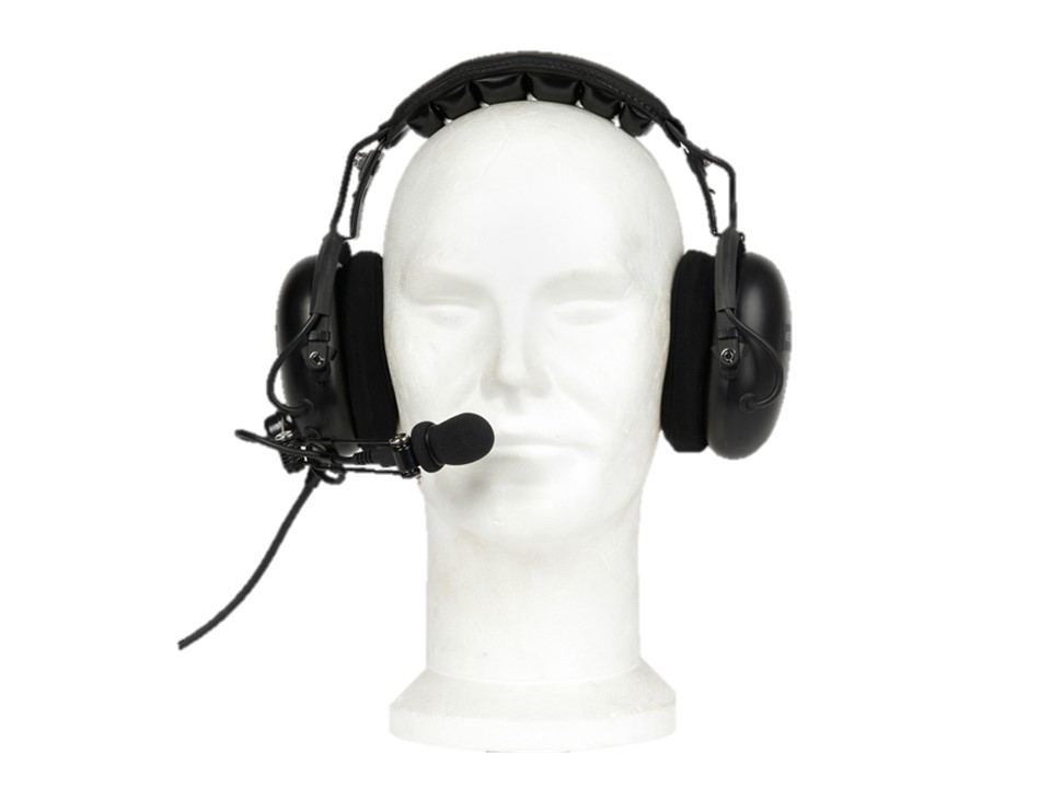 Walkies4Events - Heavy duty headset
