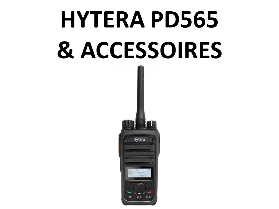 Walkies4Events - Verkoop - Offerte - Vergunde walkietalkies - Hytera PD565 DMR - RA-H1 - RA-H2 - ACM-01 - ES-02 - SM13M1 - SM08M3 - BL2010