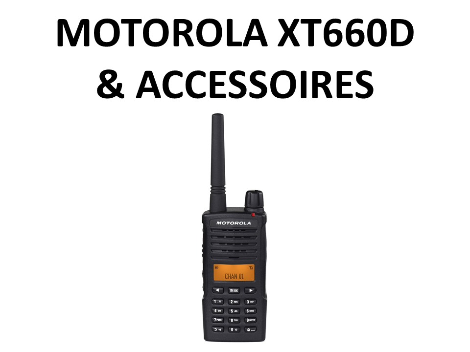 Walkies4Events - Verkoop - Offerte - Vergunningsvrije walkietalkies - Motorola XT660D
