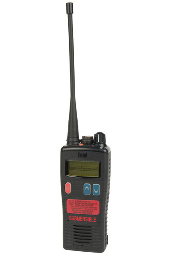 Walkies4Events - Verhuur ATEX-walkietalkies
